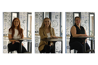 Onyx Health Growth: Chloë Hogg, Alix Stonehouse, Kate Pattinson
